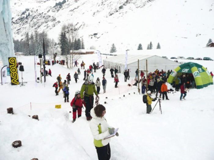 La Gorzderette - Janvier 2014 - Champagny en Vanoise