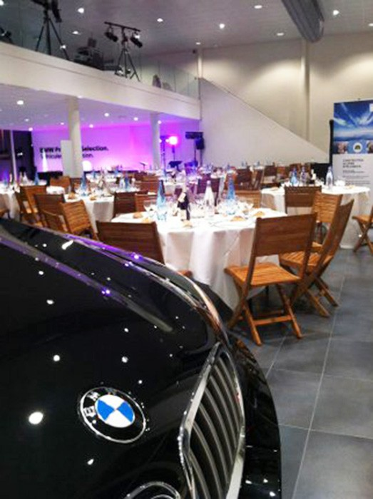 Soirée Privée BMW