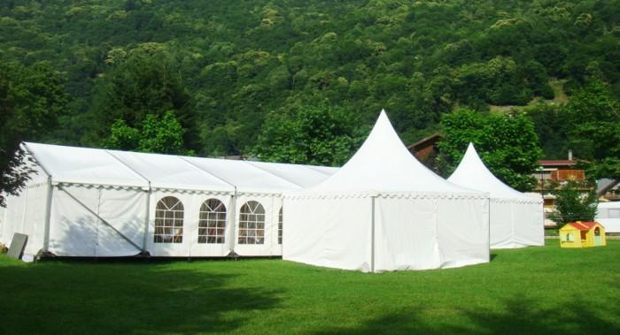 Location de tente pour mariage